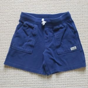 Polo Ralph Lauren blue shorts size 5